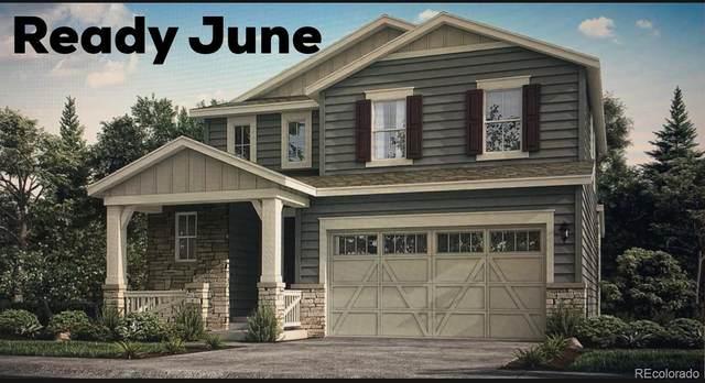 974 S Fultondale Court, Aurora, CO 80018 (MLS #4224617) :: Kittle Real Estate