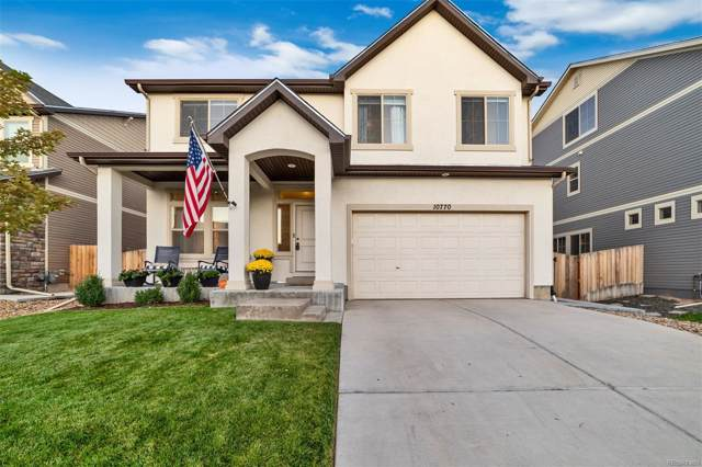 10770 Worchester Way, Commerce City, CO 80022 (MLS #4224888) :: 8z Real Estate