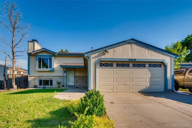 6010 W 76th Avenue, Arvada, CO 80003 (#4224926) :: Wisdom Real Estate