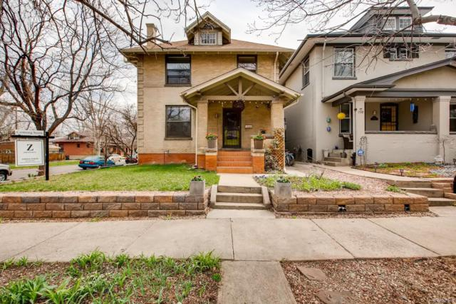 1598 Cook Street, Denver, CO 80206 (#4224945) :: HomePopper