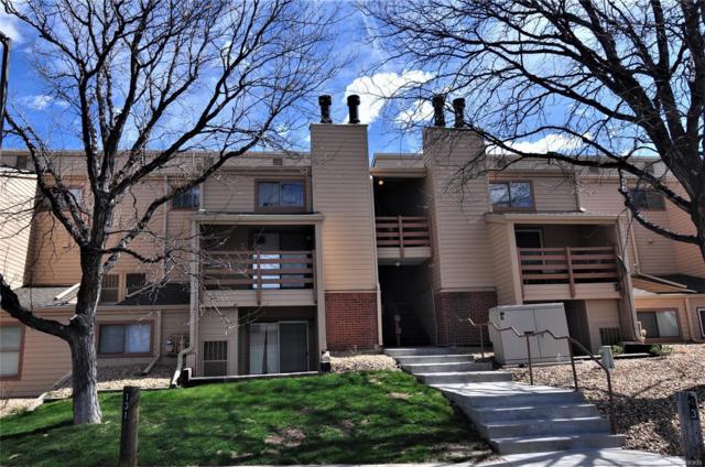 7665 E Eastman Avenue A208, Denver, CO 80231 (#4225159) :: The Heyl Group at Keller Williams