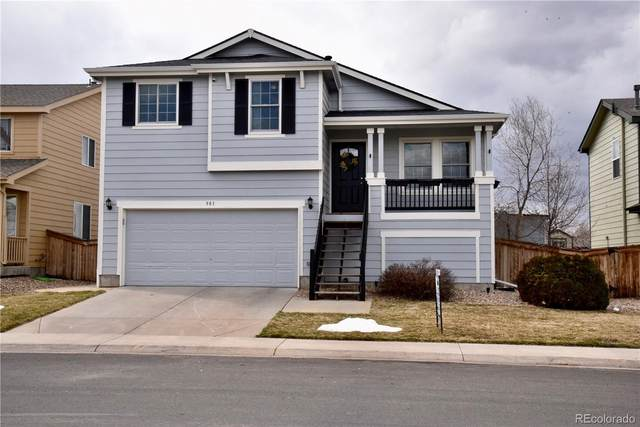 981 Quail Circle, Brighton, CO 80601 (MLS #4225617) :: The Sam Biller Home Team