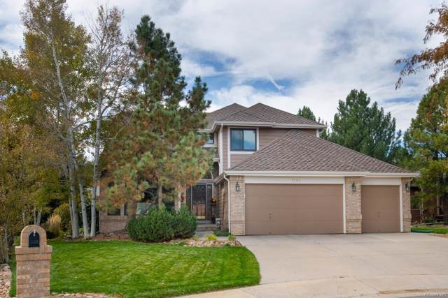 1161 Wellshire Circle, Broomfield, CO 80020 (#4225622) :: The Dixon Group