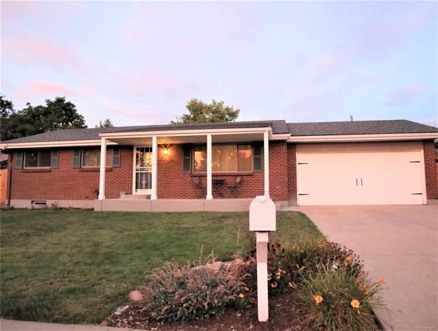 764 Vivian Street, Lakewood, CO 80401 (#4225815) :: The Gilbert Group