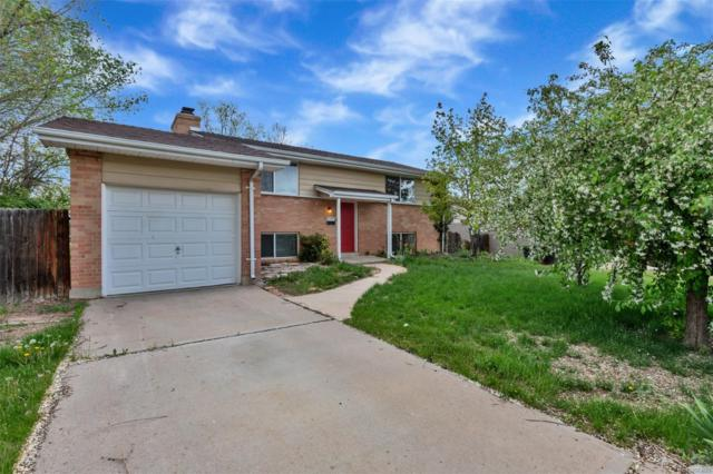 725 W 7th Avenue Drive, Broomfield, CO 80020 (MLS #4225908) :: 8z Real Estate