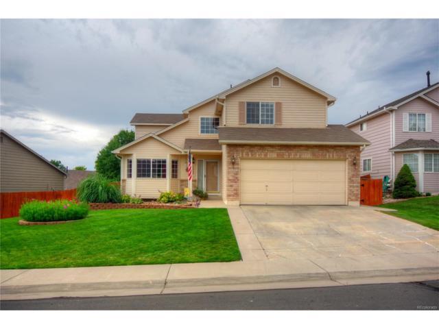 5262 E 131st Drive, Thornton, CO 80241 (MLS #4226425) :: 8z Real Estate