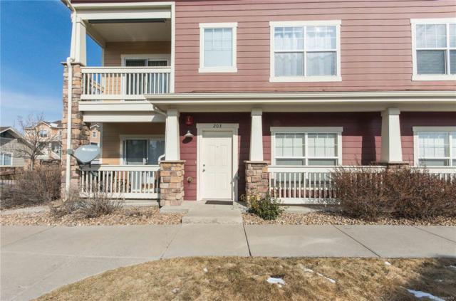 9438 Ashbury Circle #203, Parker, CO 80134 (#4226476) :: HomeSmart Realty Group