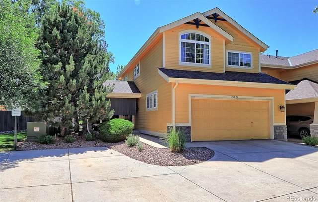19439 E Mann Creek Drive A, Parker, CO 80134 (#4226856) :: Mile High Luxury Real Estate