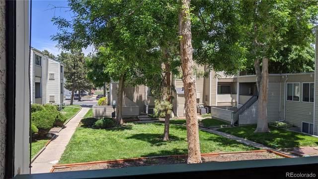10712 E Exposition Avenue #208, Aurora, CO 80012 (#4226979) :: The Griffith Home Team