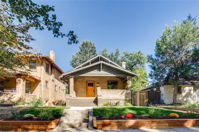 1350 Cook Street, Denver, CO 80206 (#4227044) :: The Griffith Home Team