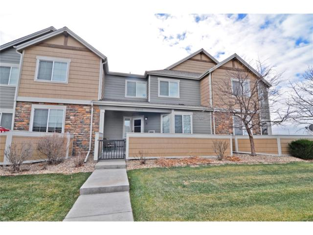 15800 E 121st Avenue C2, Brighton, CO 80603 (MLS #4227092) :: 8z Real Estate