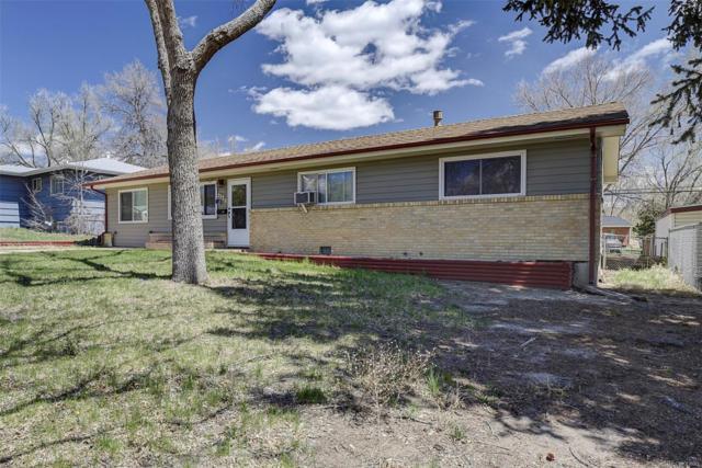 2123 N Circle Drive, Colorado Springs, CO 80909 (MLS #4227169) :: 8z Real Estate