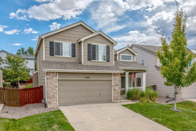 1020 Timbervale Trail, Highlands Ranch, CO 80129 (MLS #4227614) :: 8z Real Estate