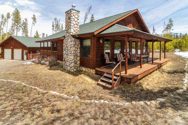 40 County Road 4625, Grand Lake, CO 80447 (#4227734) :: Wisdom Real Estate