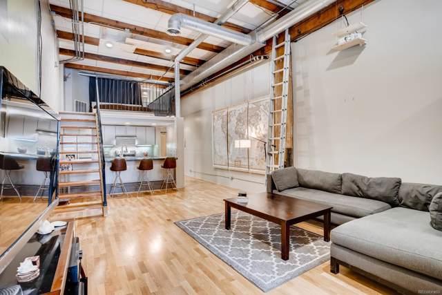1800 15th Street #103, Denver, CO 80202 (#4227829) :: Bring Home Denver with Keller Williams Downtown Realty LLC