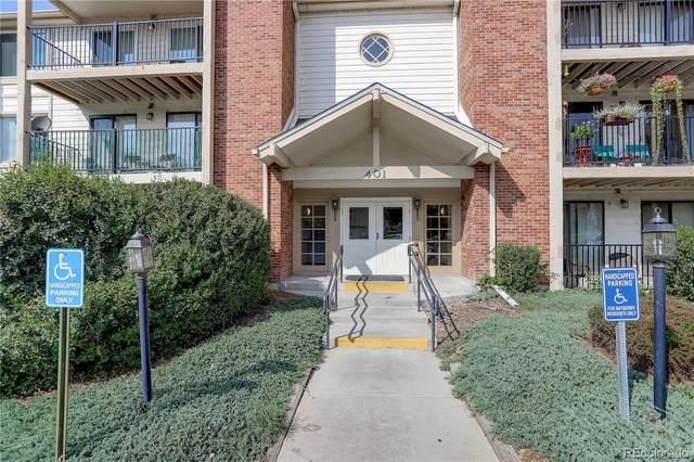 401 S Kalispell Way #206, Aurora, CO 80017 (MLS #4227880) :: Find Colorado Real Estate