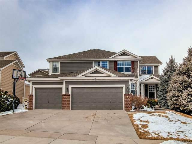 12787 Espera Way, Parker, CO 80134 (#4228150) :: The Colorado Foothills Team | Berkshire Hathaway Elevated Living Real Estate