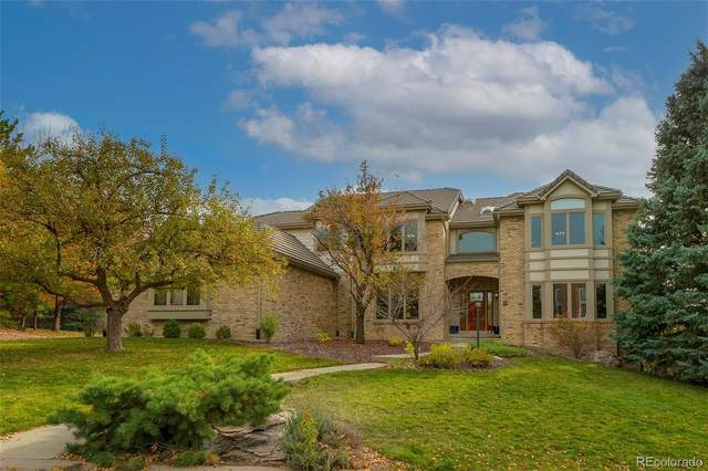 85 Falcon Hills Drive, Highlands Ranch, CO 80126 (#4228204) :: My Home Team