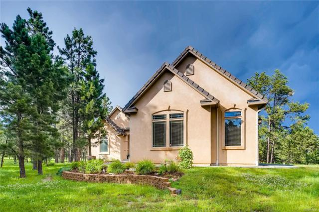 15605 Pole Pine Point, Colorado Springs, CO 80908 (#4228325) :: Harling Real Estate