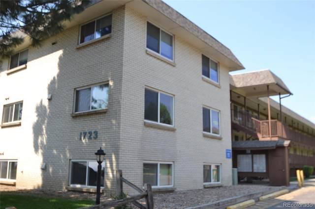 1723 Robb Street #8, Lakewood, CO 80215 (#4228728) :: The Heyl Group at Keller Williams