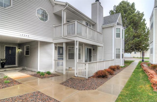 12543 E Pacific Circle C, Aurora, CO 80014 (#4228873) :: The Heyl Group at Keller Williams