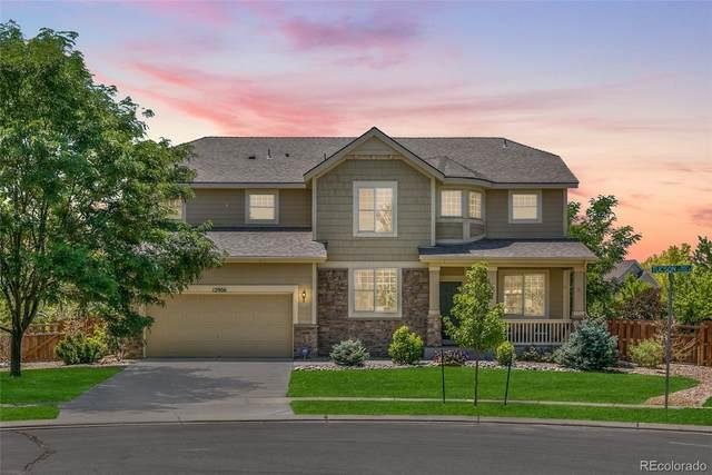 12906 E 106th Avenue, Commerce City, CO 80022 (#4229531) :: Real Estate Professionals