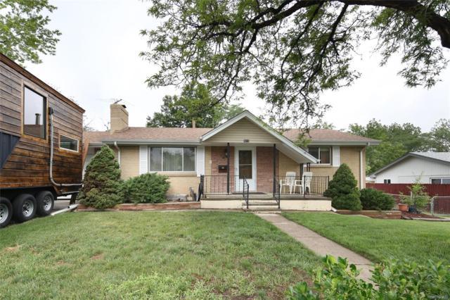 6615 Depew Street, Arvada, CO 80003 (#4230319) :: The HomeSmiths Team - Keller Williams