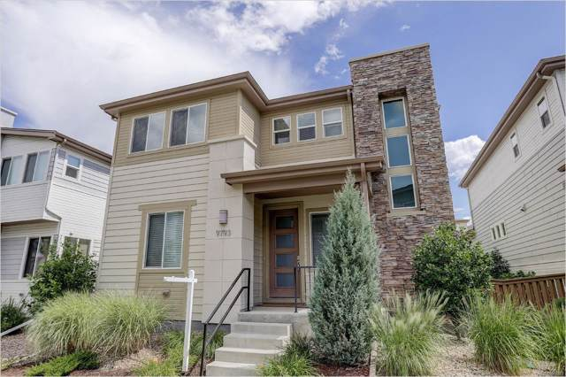 9793 Dunning Circle, Highlands Ranch, CO 80126 (#4230405) :: The HomeSmiths Team - Keller Williams