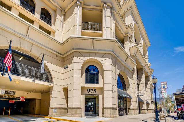 975 N Lincoln Street 9A-N, Denver, CO 80203 (MLS #4230427) :: Find Colorado