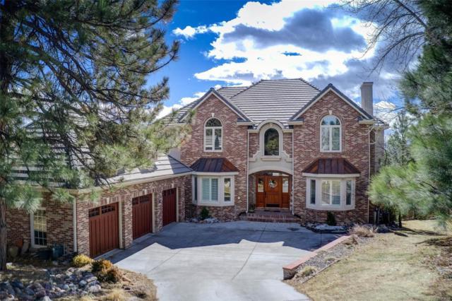 853 Swandyke Drive, Castle Rock, CO 80108 (MLS #4230523) :: Kittle Real Estate