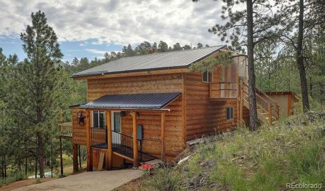 2144 County Road 260, Westcliffe, CO 81252 (#4230924) :: Mile High Luxury Real Estate