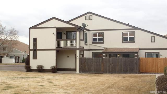8760 Chase Drive #71, Arvada, CO 80003 (#4231498) :: The Heyl Group at Keller Williams