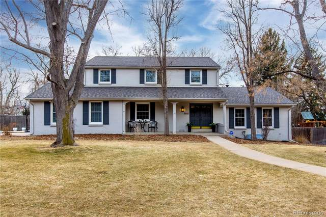 5992 E Princeton Avenue, Cherry Hills Village, CO 80111 (MLS #4231860) :: Keller Williams Realty