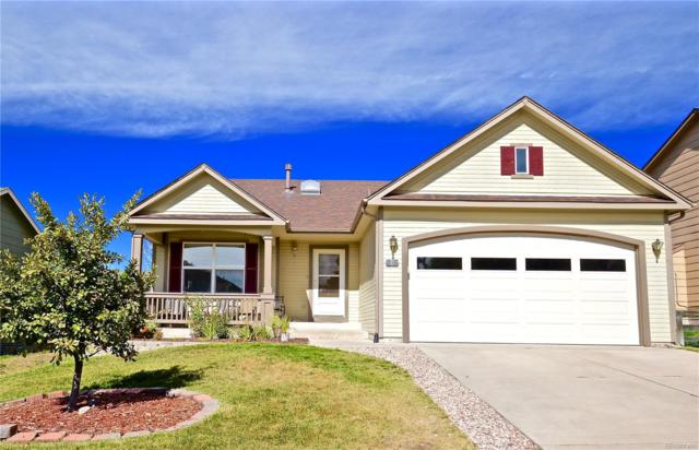 263 Misty Creek Drive, Monument, CO 80132 (#4231868) :: Bicker Realty
