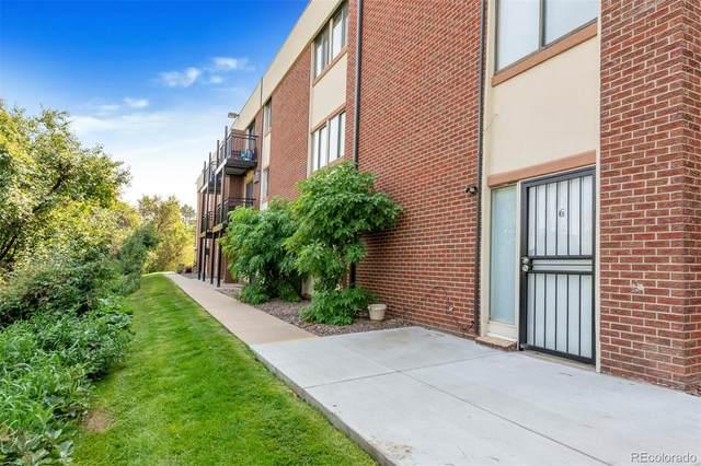 5995 W Hampden Avenue #15, Denver, CO 80227 (#4232168) :: The Dixon Group