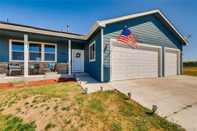 1446 4th Court, Deer Trail, CO 80105 (MLS #4232506) :: 8z Real Estate