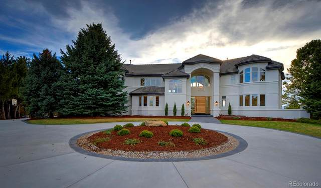 5751 S Beech Court, Greenwood Village, CO 80121 (#4232590) :: Compass Colorado Realty