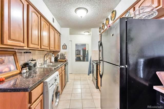 7375 E Quincy Avenue #306, Denver, CO 80237 (MLS #4232877) :: Find Colorado