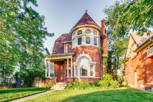 1012 S Pearl Street, Denver, CO 80209 (#4233015) :: Wisdom Real Estate