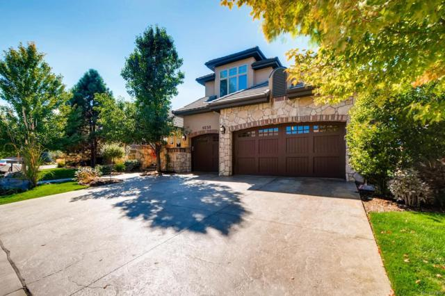 9258 E Wesley Avenue, Denver, CO 80231 (#4233374) :: The Peak Properties Group