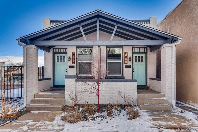 3708 Osage Street, Denver, CO 80211 (MLS #4233711) :: Wheelhouse Realty