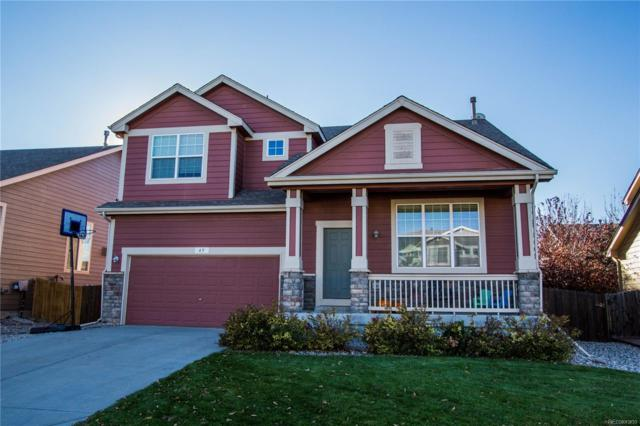 45 Saxony Road, Johnstown, CO 80534 (#4234477) :: The Tamborra Team