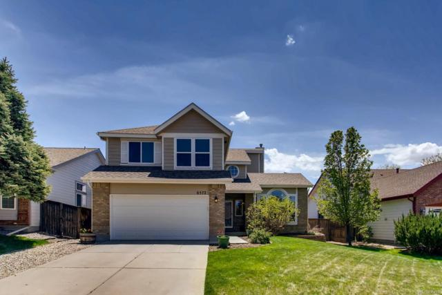 6572 Jackson Court, Highlands Ranch, CO 80130 (#4234590) :: The HomeSmiths Team - Keller Williams