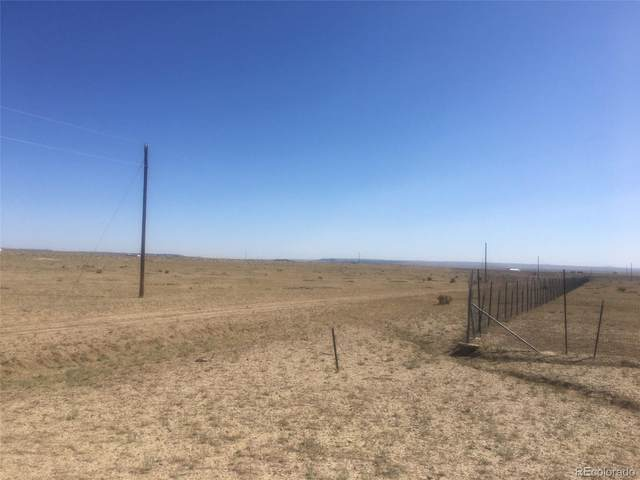L58 Co Buffalo Ranch/Bennett Rd, Walsenburg, CO 81089 (MLS #4234595) :: Re/Max Alliance