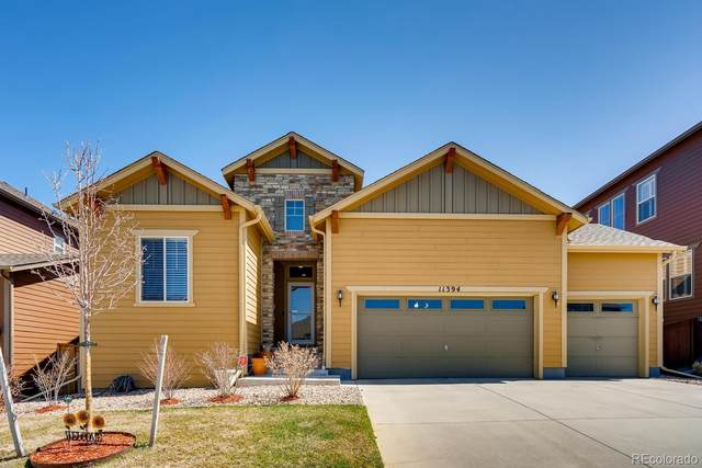 11394 Clove Way, Parker, CO 80134 (#4235194) :: The DeGrood Team