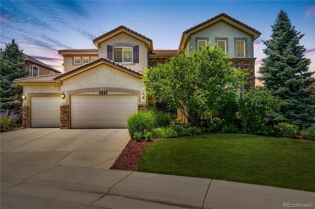 5935 S Paris Place, Greenwood Village, CO 80111 (MLS #4235245) :: 8z Real Estate