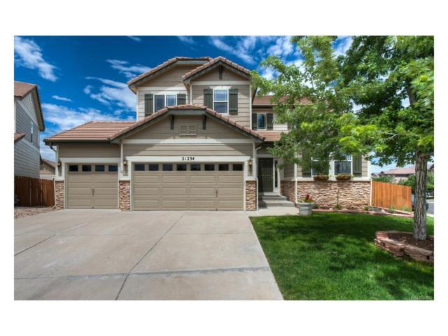 21234 E Lehigh Place, Aurora, CO 80013 (MLS #4235261) :: 8z Real Estate