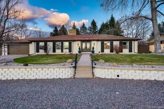 5918 S Franklin Street, Centennial, CO 80121 (MLS #4235354) :: 8z Real Estate
