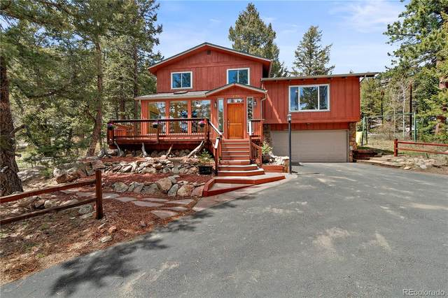 31259 Florence Road, Conifer, CO 80433 (MLS #4235431) :: 8z Real Estate