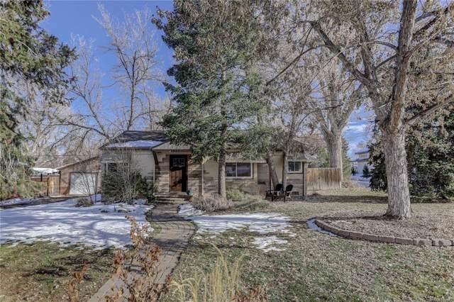 2680 S Garfield Circle, Denver, CO 80210 (#4235486) :: Harling Real Estate